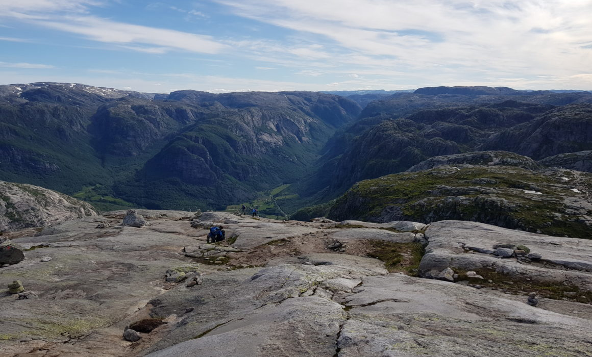 Kjerag, Norway (2017)